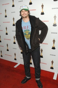 James Franco; an author thrice-times over! (PMc)
