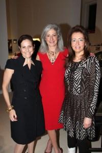 Alexandra Lebenthal, Michelle Smith, and Ellen Leikind at Socialite Poker (PMc)
