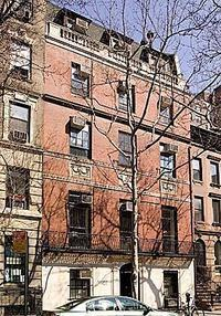 The Ackerman Institute's longtime home.