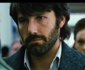 Ben Affleck, in one of the year's non-sucky films