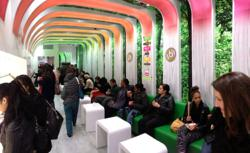 The new 16 Handles flagship.