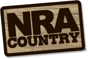 The NRA Country logo.