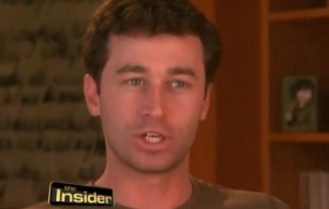 James Deen, up for grabs, lady journos! (E!)