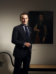 Steven Murphy. (Courtesy Bloomberg/Christie's)