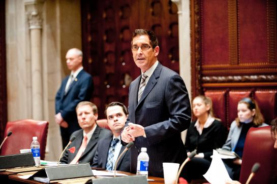 State Senator Jeff Klein. (Photo: Getty)