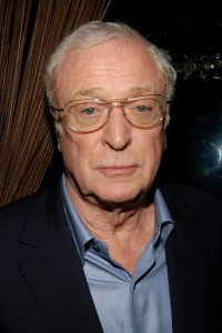 Michael Caine: Will do anything for $10 million. (Getty)