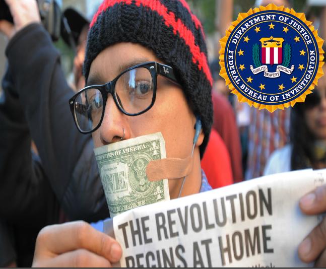 FBI keeps tabs on OWS