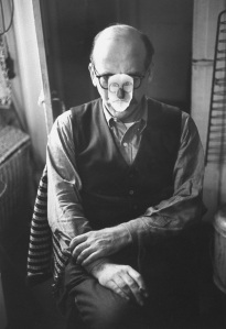 Saul Steinberg. (Photo by Gjon Mill/Time Life Pictures/Getty Images)