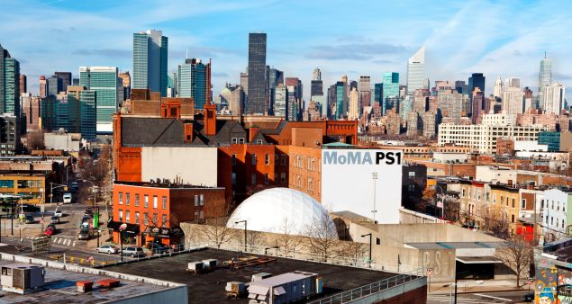 The PS1 Dome.