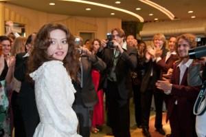 Amanda Seyfried at the 'Lovelace' premiere.