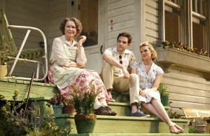 The cast of Picnic.