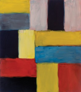 Sean Scully, 'Wall Of Light Haze,'  2012. (Courtesy of Cheim & Read.)