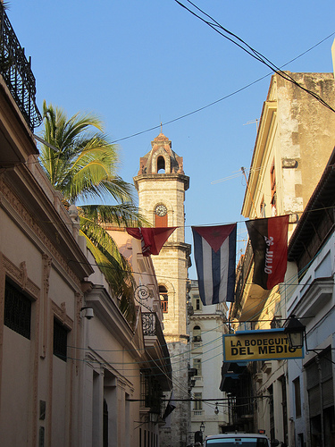Cuba libre? (Photo: flickr.com/jodastephen)