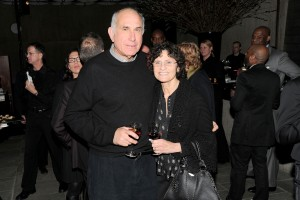 Susan and Michael Hort. (Courtesy PMC)