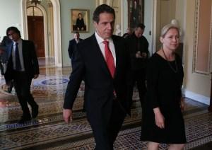 Gov. Cuomo Lobbies Congress For Superstorm Sandy Aid For New York