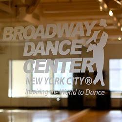 Broadway Dance Center. (BDC website)