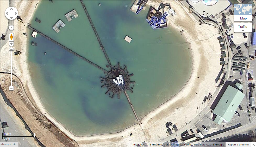 (Screencap: Google Maps, via Tor.com)