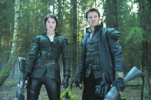Hansel & Gretel: Witch Hunters.
