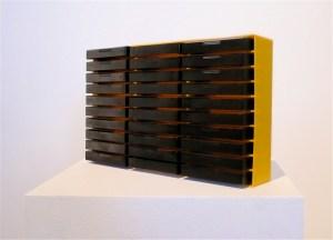 '30 Mingus LP's for Judd' (2010) by Jones.