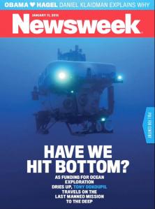 Photo credit: Newsweek
