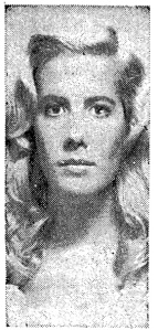 Nikki Finke during her days in Mr. Koch's office as depicted in a 1974 New York Times  engagement notice.