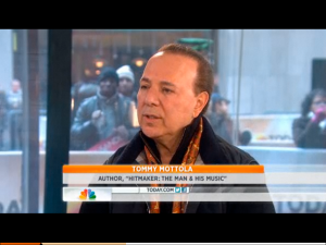 Tommy Mottola on 'Today.'
