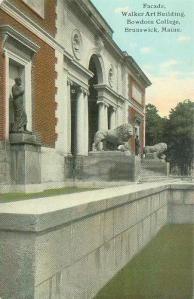 The museum's Walker Art Building. (Courtesy Wikimedia)