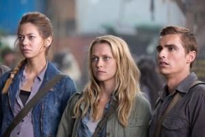 Analeigh Tipton, Teresa Palmer and the elusive Dave Franco.