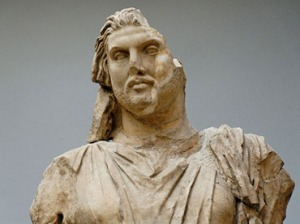 A statue from the British Museum that Turkey wants back. (Courtesy Wikipedia)
