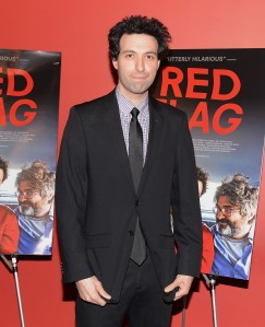 Alex Karpovsky at Red  Flag screening. (Getty Images)