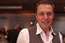 (Mr. Musk. Photo: Wikipedia)
