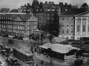 Harvard circa 1930. (Fox Photos/Getty Images)