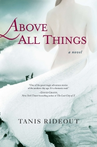 ABOVE ALL THINGS Cover Art