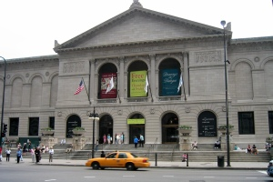 The Art Institute of Chicago. (wallyg/Flickr)