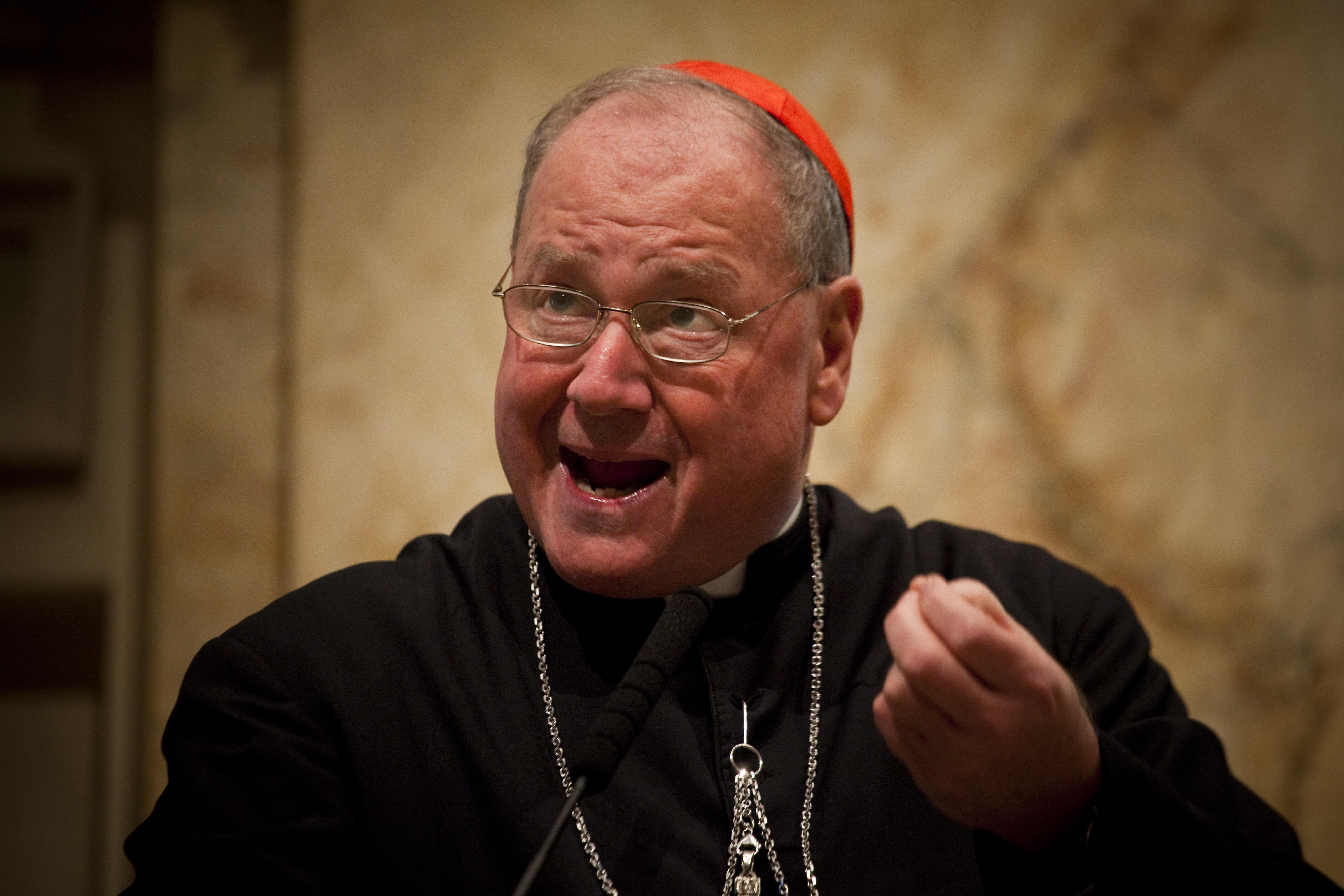 Cardinal Timothy Dolan  (Photo: Michael Nagle/Getty Images)