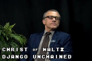 Christoph Waltz on Between Two Ferns