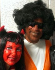 Dov Hikind in his Purim costume. (Photo: Facebook)