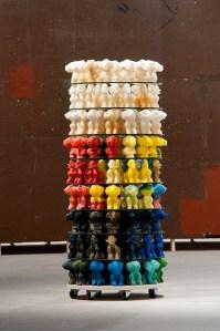 Zuckerturm (Sugar Tower), 1994. (Courtesy the artist and Hauser & Wirth)