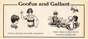 Goofy and Gallant