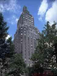 One Fifth Avenue, where now only Jessica Lange will live.