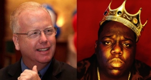 Mark Boughton and the Notorious B.I.G.