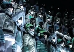 Moncler's Human Forest (Video)