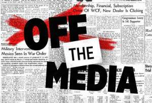 off the media