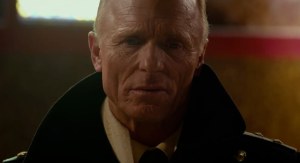Ed Harris in Phantom.