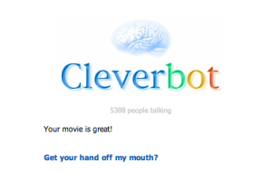 (Photo: Cleverbot)