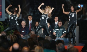 A scene from yesterday's State of the City. (Photo: Getty)