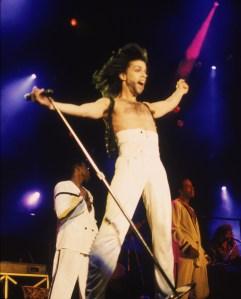 Prince, circa 1990. (Frank Micelotta/Getty Images)
