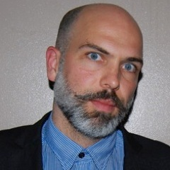 Jonny Diamond, former editor in chief of The L Magazine. (Photo credit: Twitter).