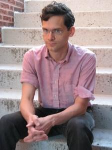 Benjamin Lytal (Photo by Annie Bourneuf)