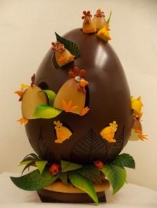 Sugar & Plumm's chocolate egg: Only costs a grand! (SugarandPlumm.com)